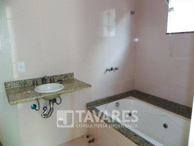 Banheiro da 3ª Suíte