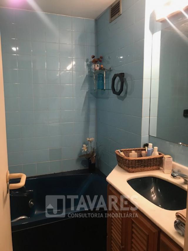 banheiro suite.
